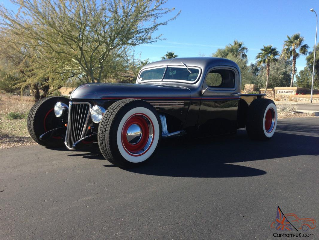 1941 Chevy Pickup Street Rod