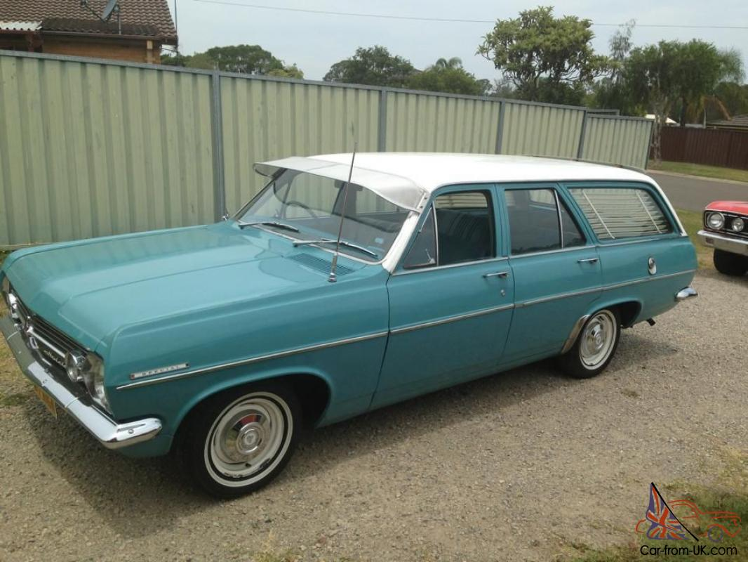 Seller Car >> 1967 Holden HR Wagon Special Cruise Drag Show HD EH HG HT ...