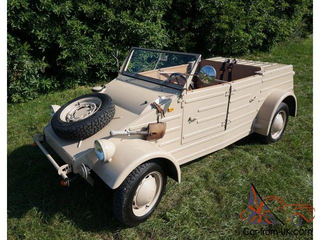 vw kubelwagen for sale car interior design. Black Bedroom Furniture Sets. Home Design Ideas