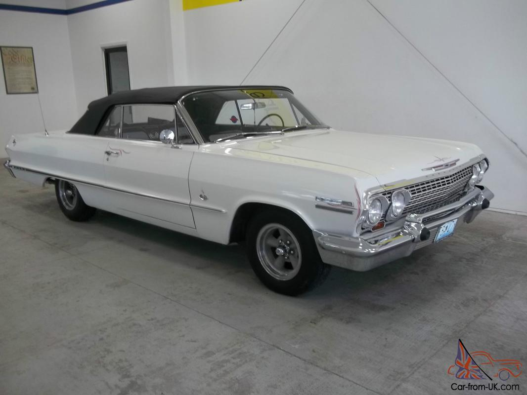 1963 chevrolet impala convertible priced to sell. Black Bedroom Furniture Sets. Home Design Ideas