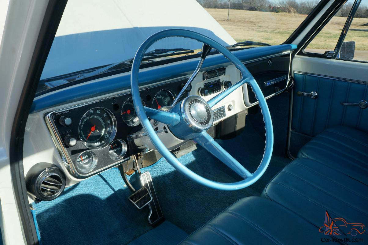 1967 Chevrolet C10 Cst Package