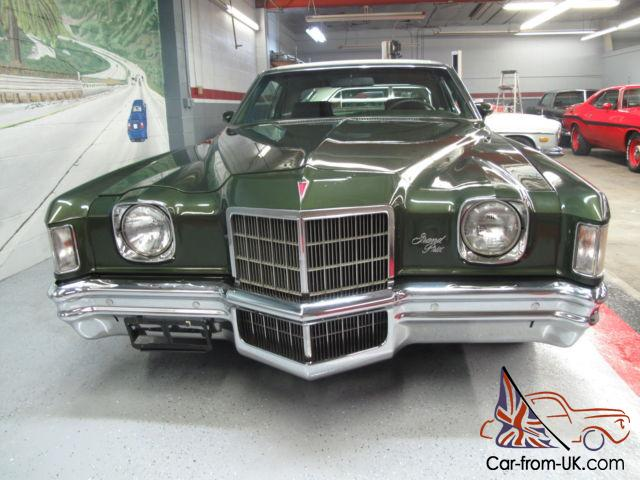 pictures 1972 pontiac grand prix 455 engine  pictures