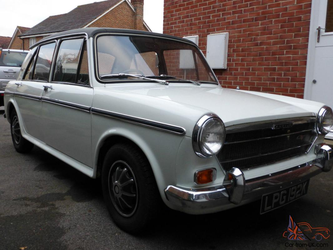 austin 1300 gt mkiii 1972 only 28 400 miles from new. Black Bedroom Furniture Sets. Home Design Ideas