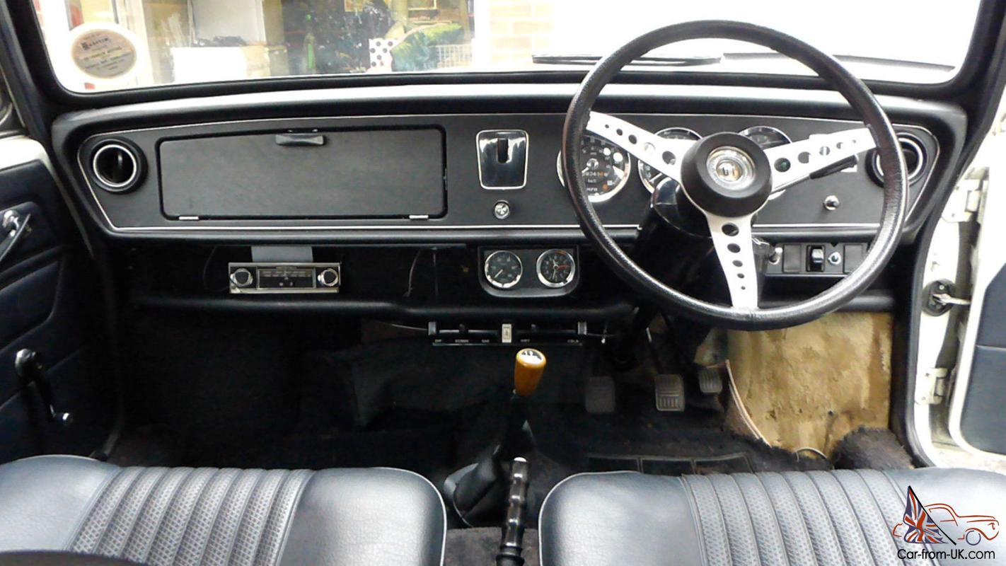 Austin 1300 Gt Mkiii 1972 Only 28 400 Miles From New