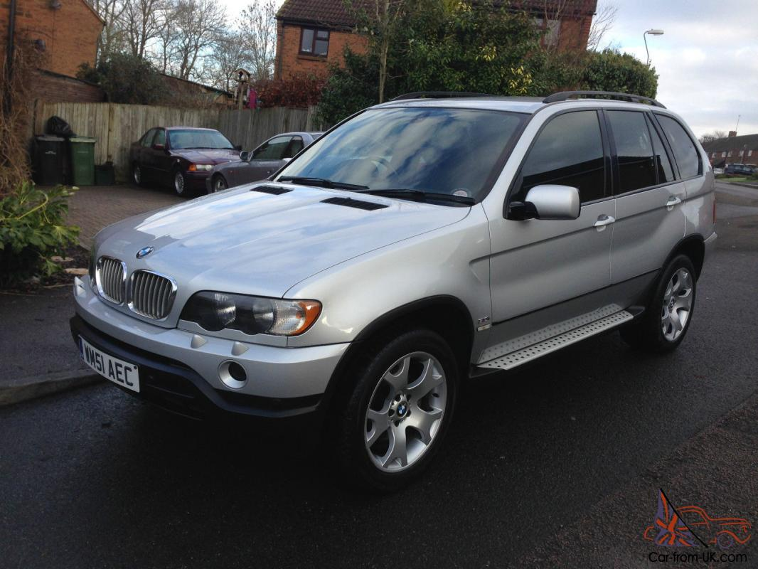 2001 BMW X5 3.0i – Owner's Manual – 223 Pages – PDF
