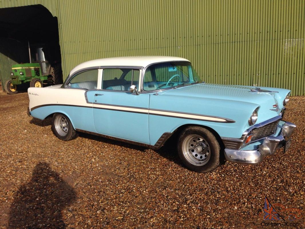 Bel Air Nissan Service >> 1956 Chevrolet For Sale On Ebay.html | Autos Post