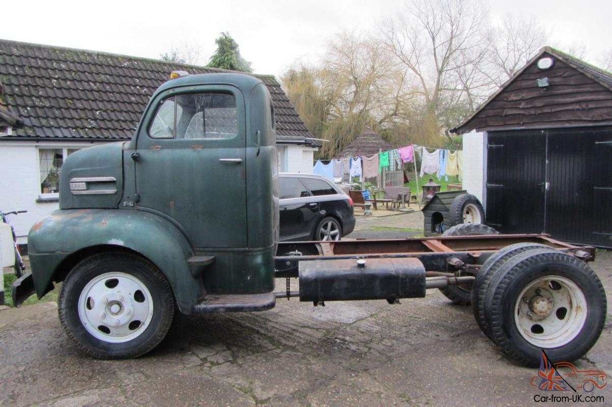 1948 classic ford truck coe car hauler pickup rust free v8 hotrod barn find. Black Bedroom Furniture Sets. Home Design Ideas
