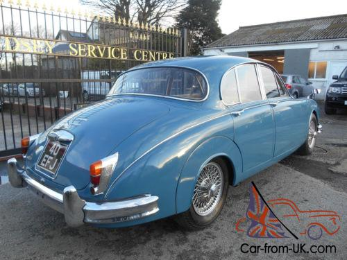 Jaguar Mk Ii 3 4 Automatic With Power Steering