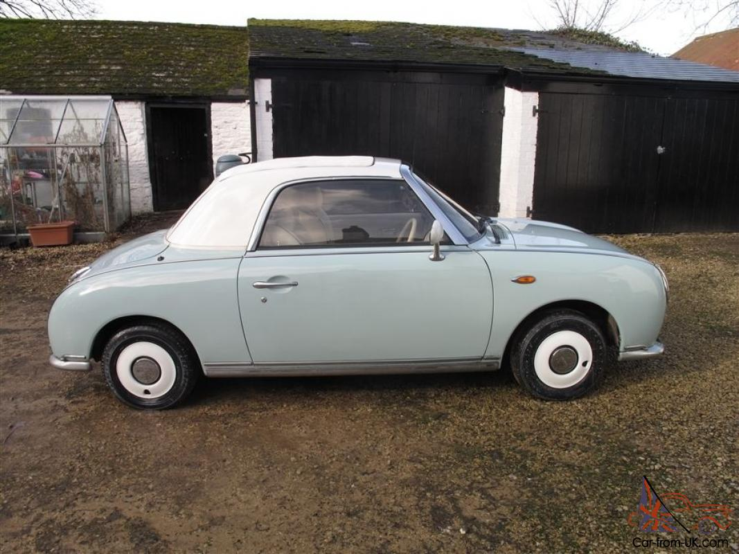 Nissan Figaro 62k miles Restored, Serviced, Warranty, MOT, Tax. Part ...