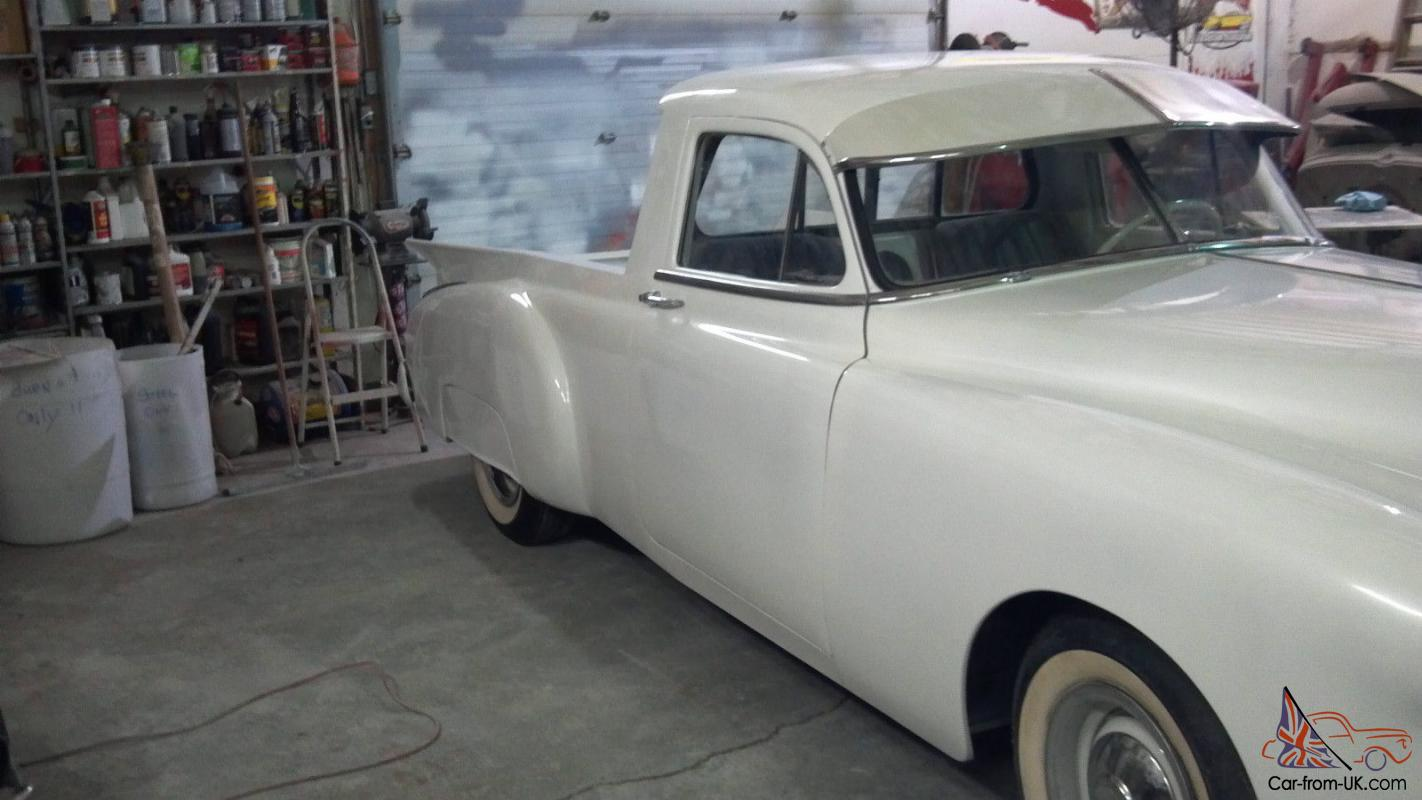 1949 olds pick up truck