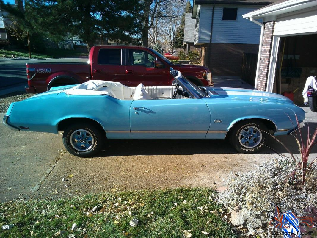 1970 oldsmobile 442 convertible for sale
