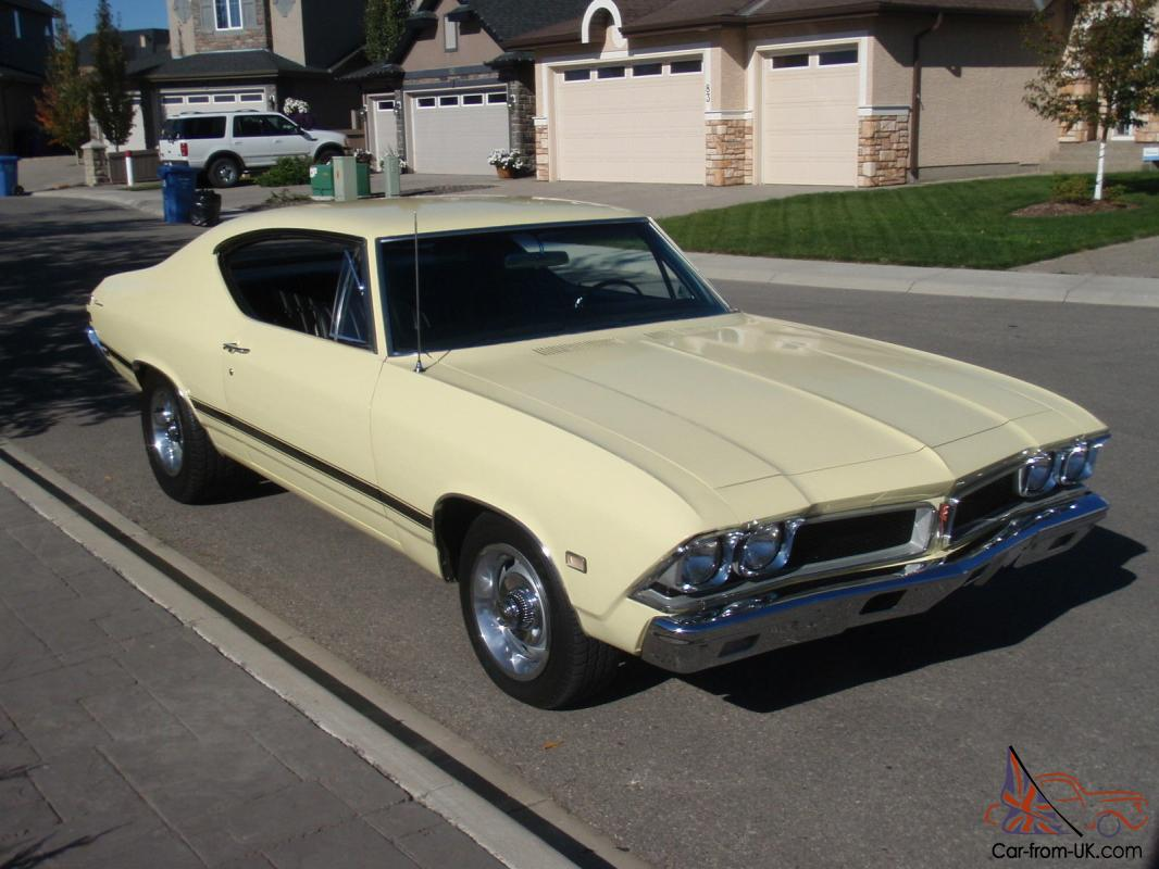 Auto For Sale Canada: 1968 Pontiac Beaumont Unique And Rare Canadian Muscle