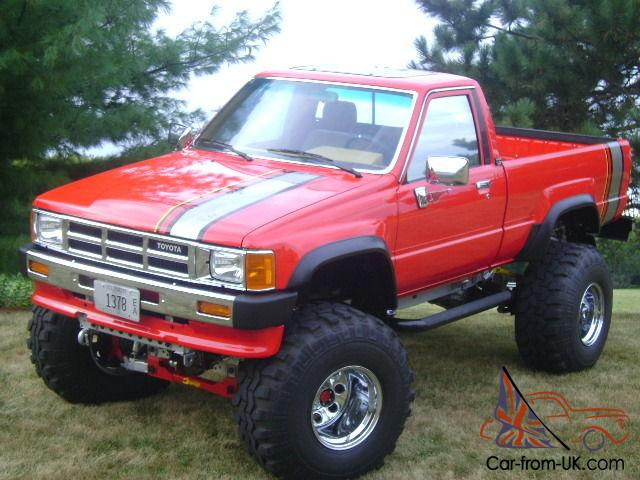 toyota 4x4 diesel pickup for sale in autos post. Black Bedroom Furniture Sets. Home Design Ideas