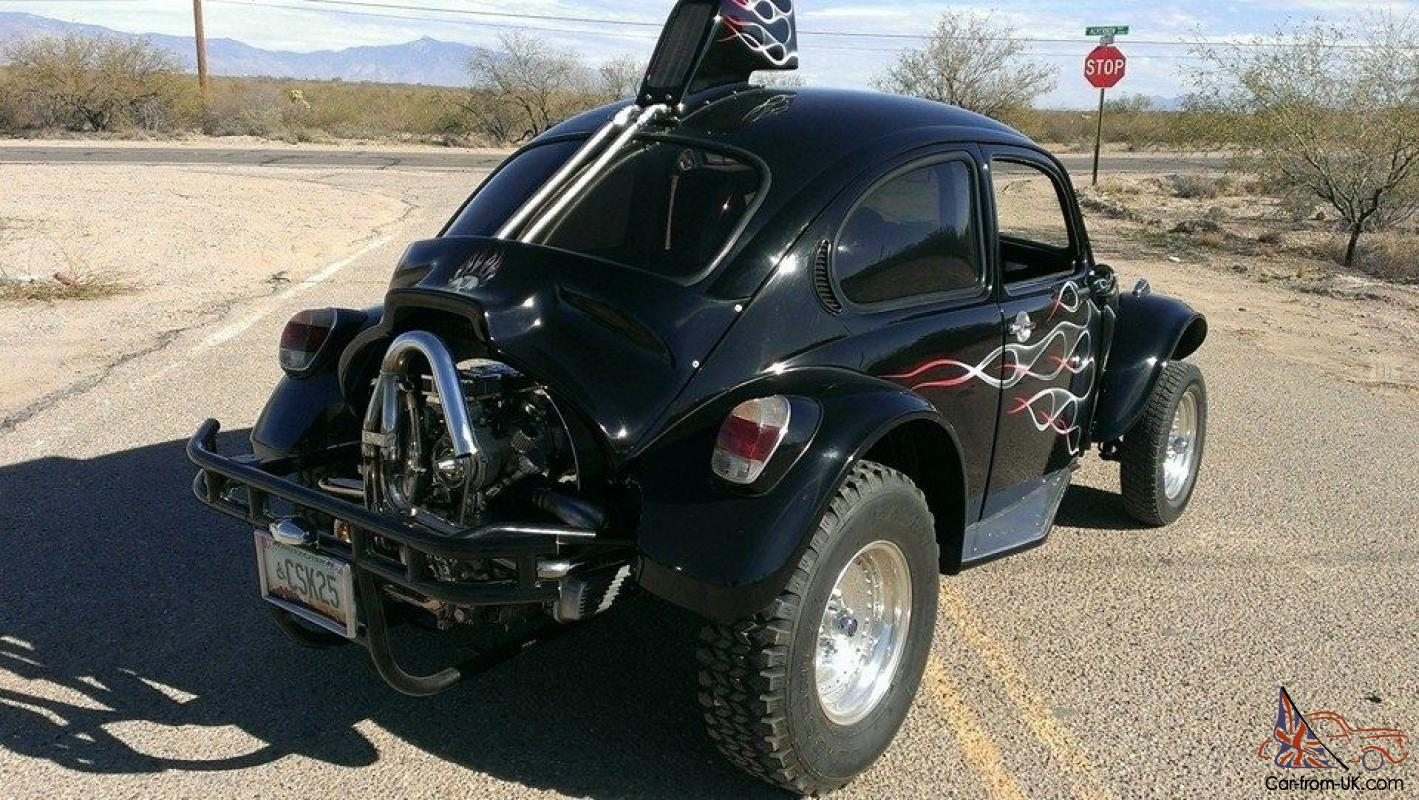 1972 VW BAJA BEETLE MUST SEE TO APPRECIATE MANY THINGS TO LIST: