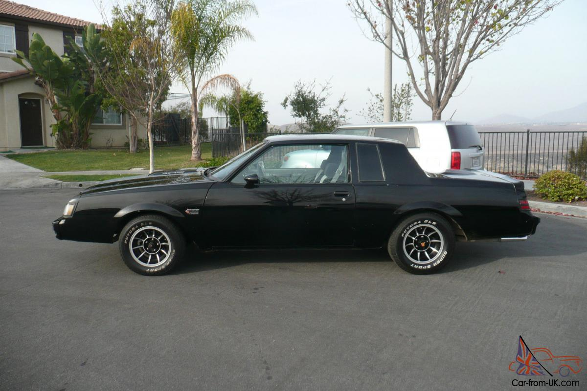 1984 Buick Grand National From Tv Series Quot Life Quot No Reserve