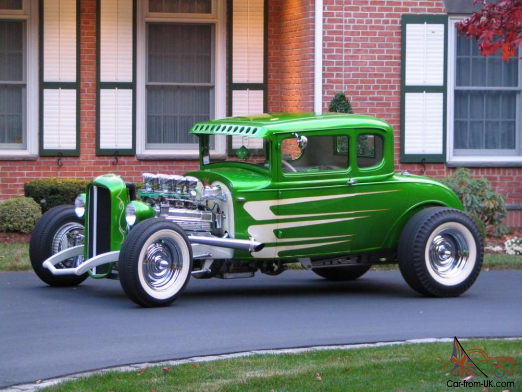 1930 ford model a five window coupe all steel 401 buick for 1930 model a 5 window coupe for sale