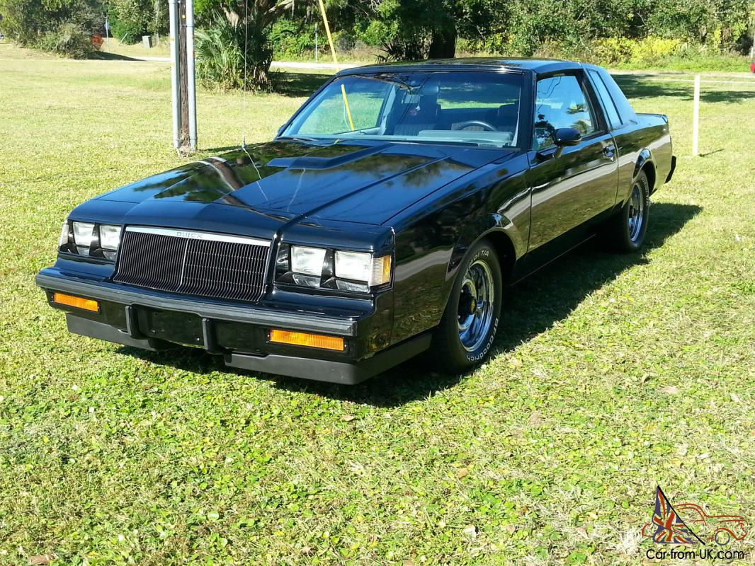 1986 buick grand national t top for sale. Cars Review. Best American Auto & Cars Review