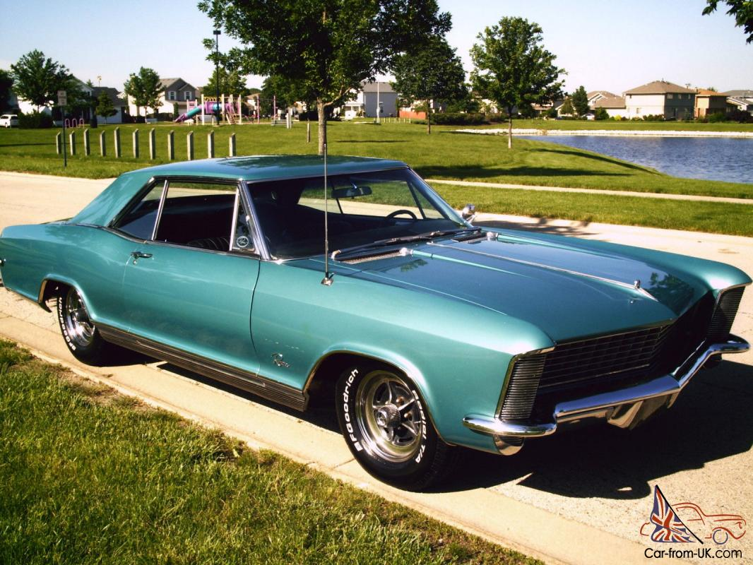 Download image 1965 Buick Riviera Gran Sport For Sale PC, Android