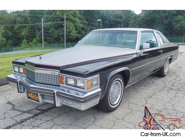 1979 cadillac coupe deville d 39 marchand for sale. Cars Review. Best American Auto & Cars Review