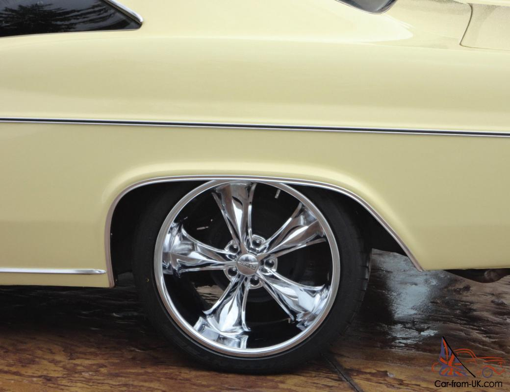 1966 Chevy Impala Ss Lowered Wheels