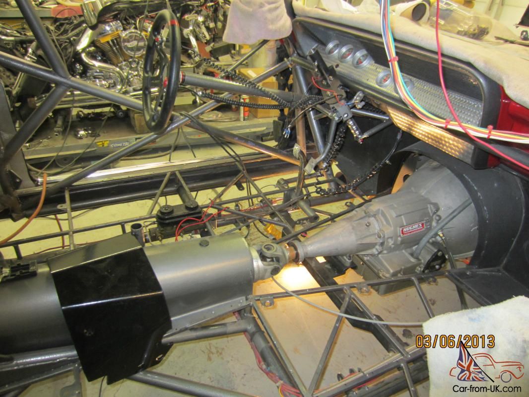 62 Chevy Bel Air Bubbletop Race Car With Vin Dash Wiring