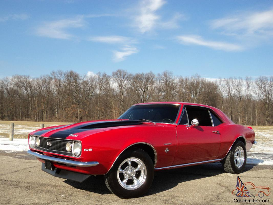 1967 Chevy Camaro Ss Tribute Gm 67 68 69 70 71 72 73 Z28 Rs
