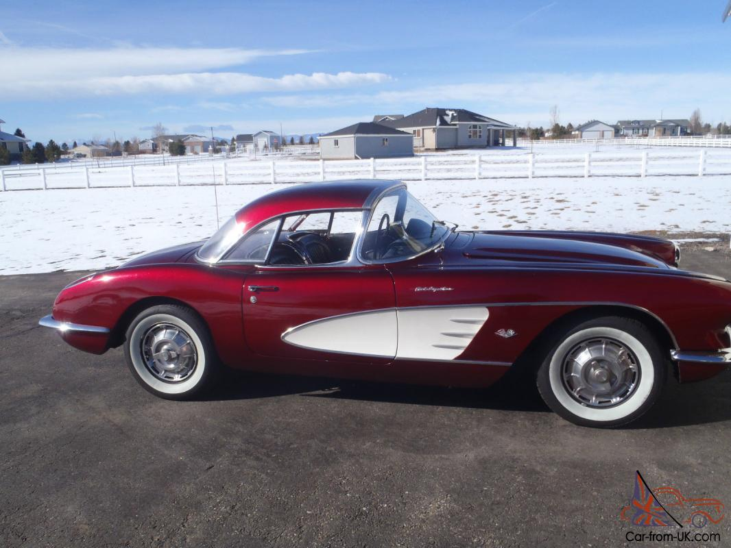 1960 corvette. Cars Review. Best American Auto & Cars Review