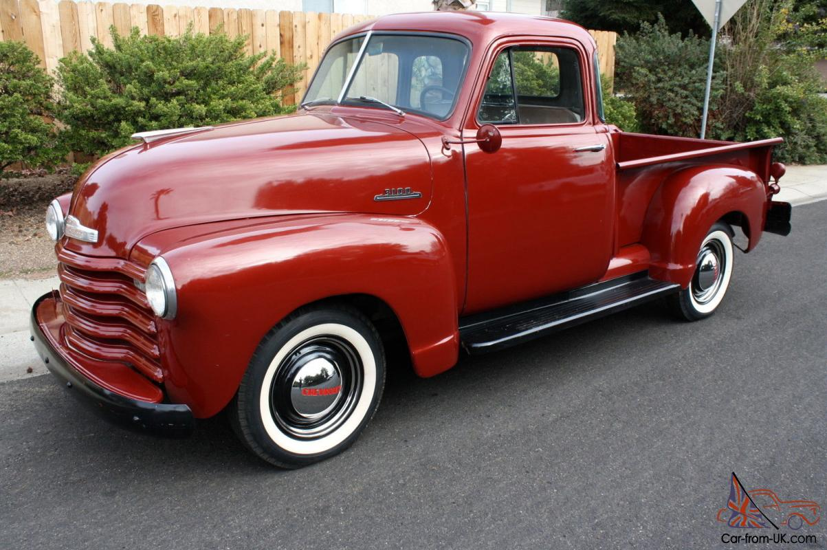 1953 chevrolet pickup 5 window 1949 1950 1951 1952 1954 1955