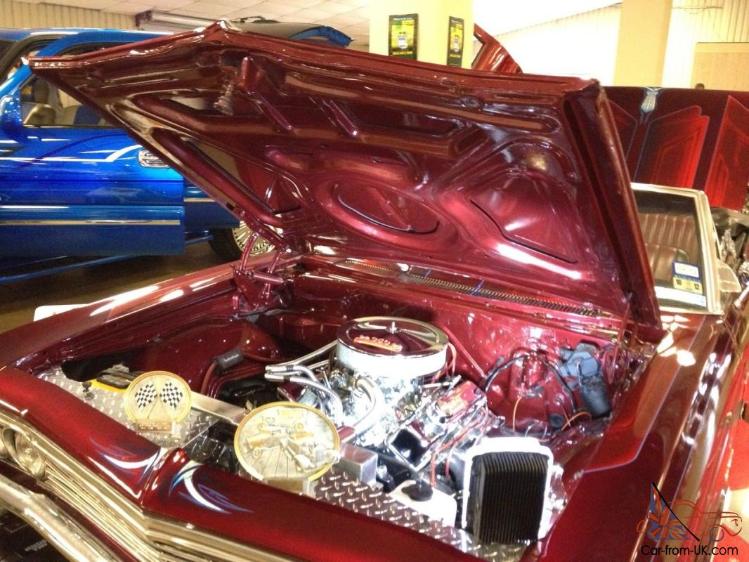 Lowrider, candy paint, chevy, old school, classic, convertible ...