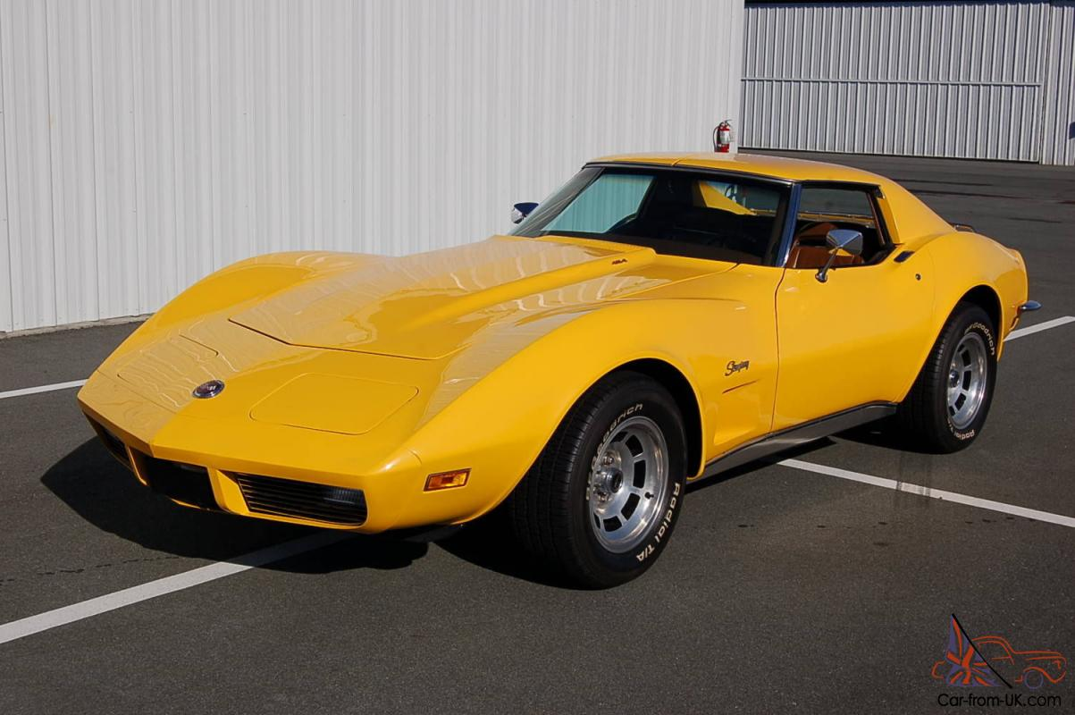 1973 corvette stingray 454 for sale. Cars Review. Best American Auto & Cars Review