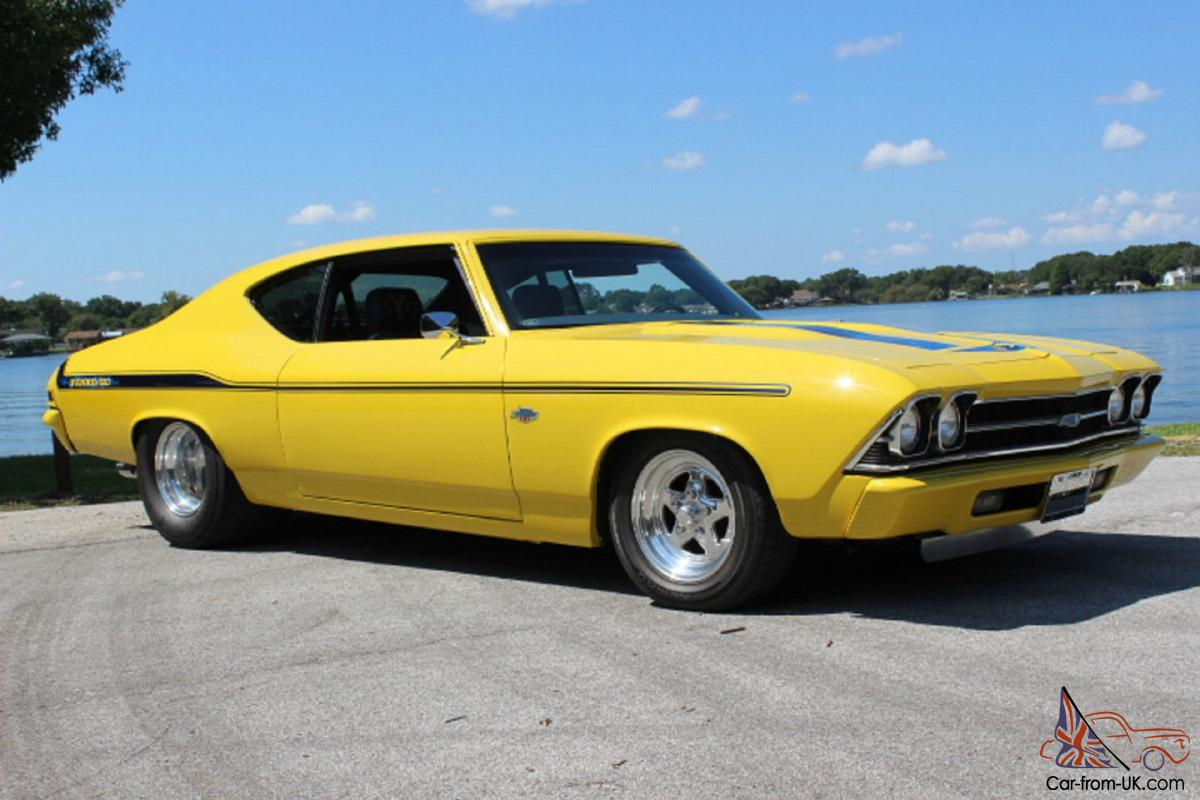 1969 yenko chevelle recreation pro touring. Black Bedroom Furniture Sets. Home Design Ideas