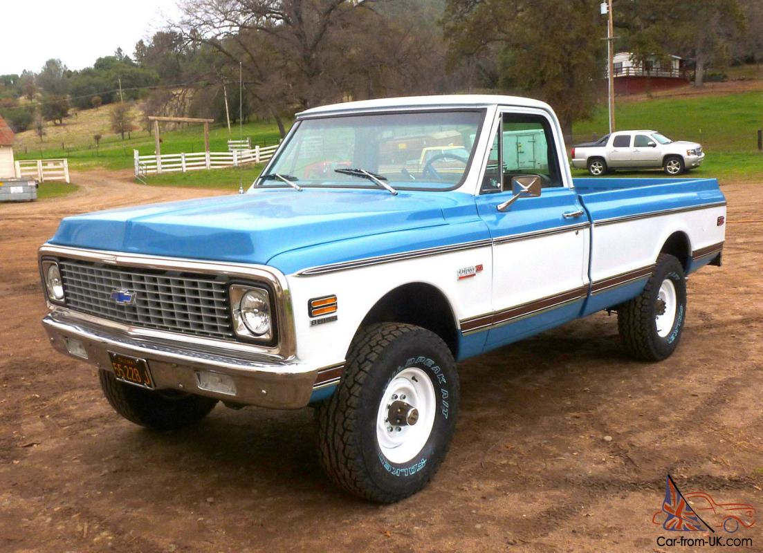 70s 4x4 Trucks For Sale