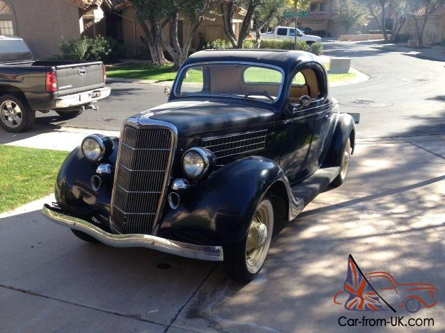 Original 1935 ford coupe for sale