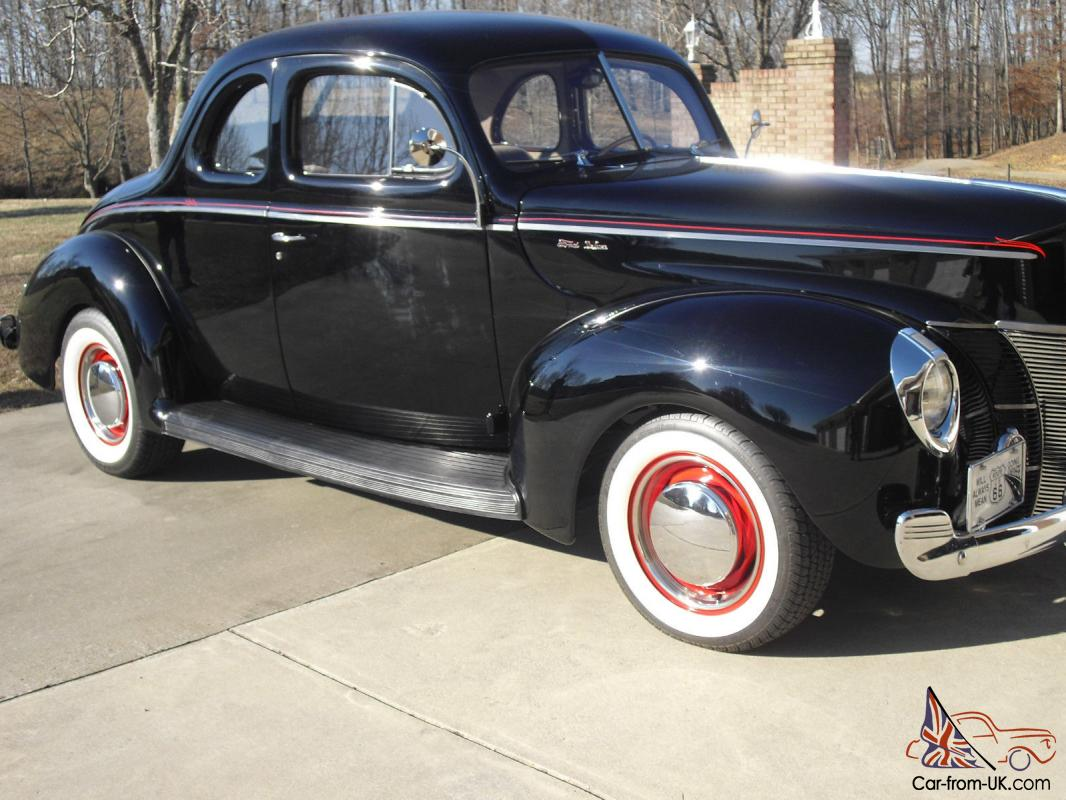 1040 ford coupe 2 door 1951 merc flathead v8 restore original for 1951 ford 2 door coupe