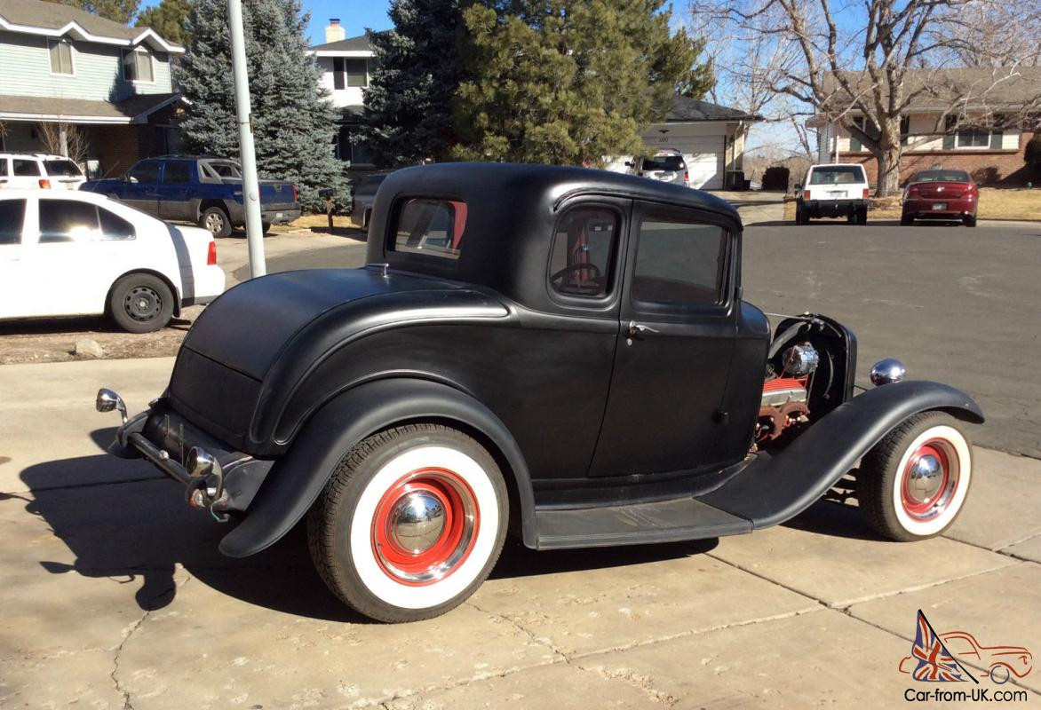 1932 ford 5 window steel coupe for 1932 5 window ford coupe