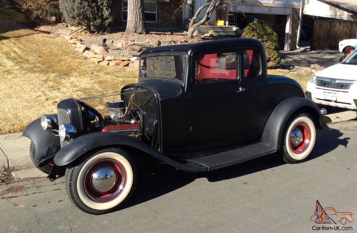 1932 ford 5 window steel coupe for 1932 ford 5 window coupe