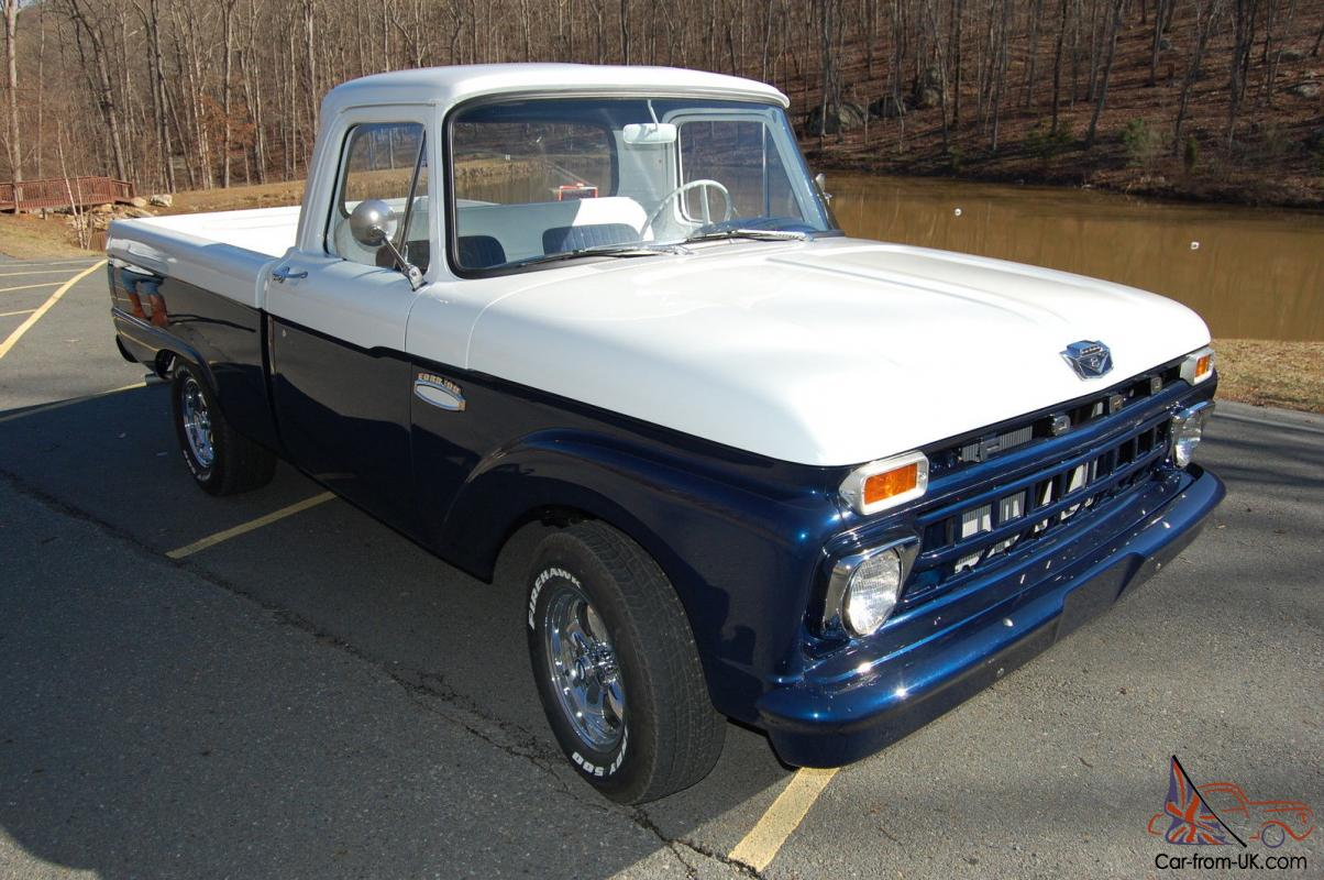 1955 Ford F100 Expendables Specs Is Your Car Specifications F 18 Source 1965 Shortbed Off Body Restoration