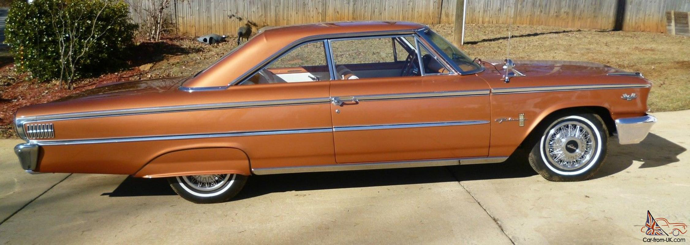 1963 1 2 ford galaxie 500