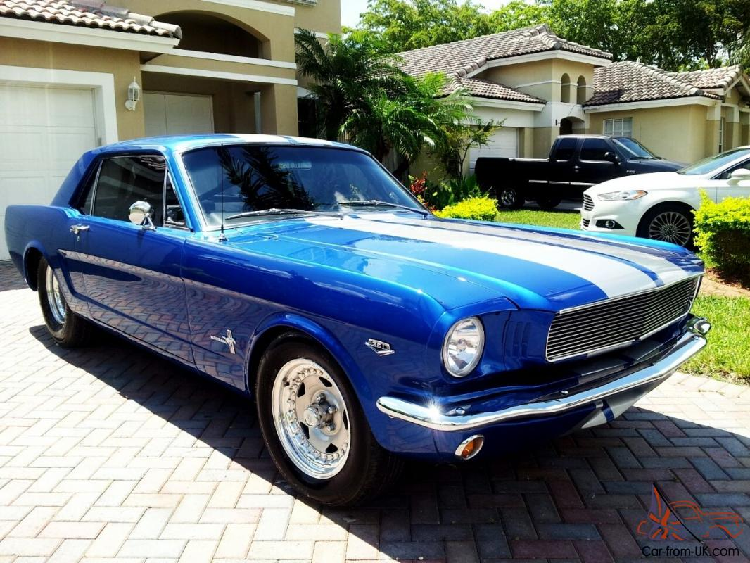 1966 Ford Mustang Hot Rod