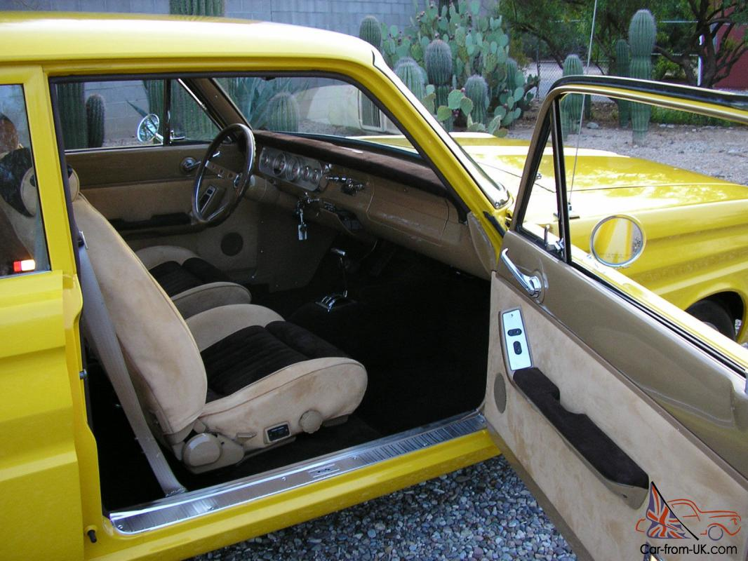 1964 Ford Falcon 2 Door Wagon New Crate Motor Restored And Updated Gas Tank