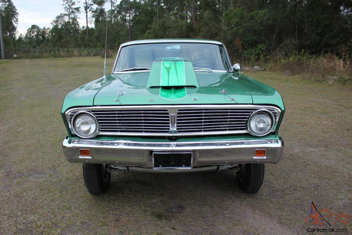 1965 ford falcon gasser 389 call now same owner 42 years. Black Bedroom Furniture Sets. Home Design Ideas