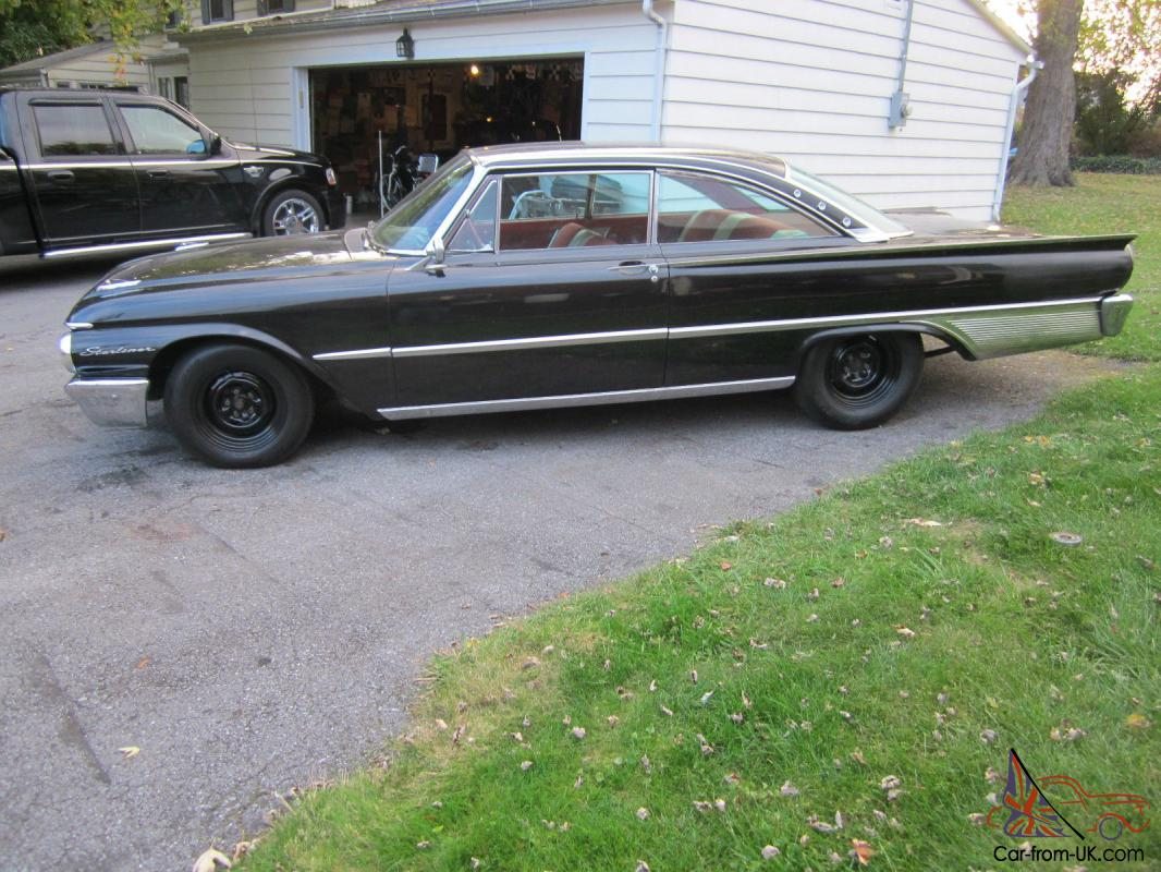 Do you like this car tweet 1961 ford starliner for sale current