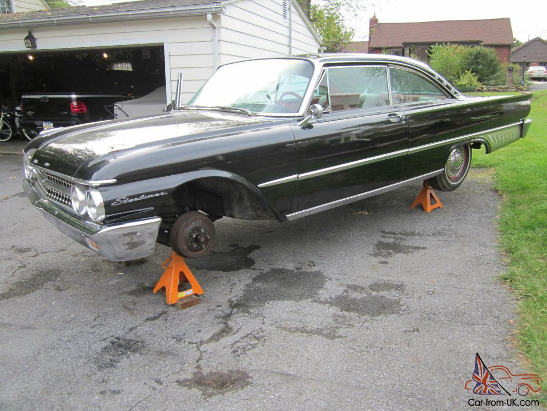 1961 ford starliner for sale 1961 starliner us 40000 00 image 1