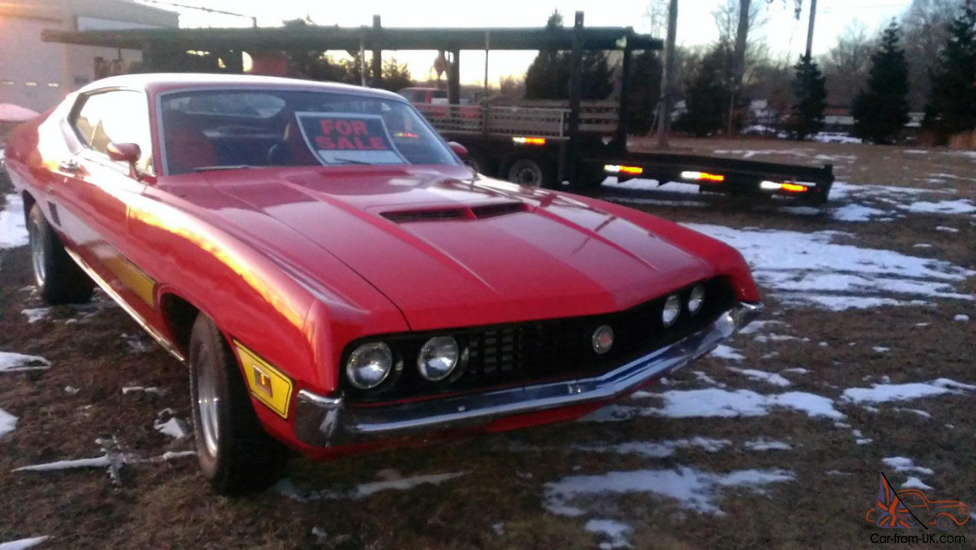 1970 Ford Torino, Classic Car, Torino, GT, 1970 Ford, Muscle Car ...