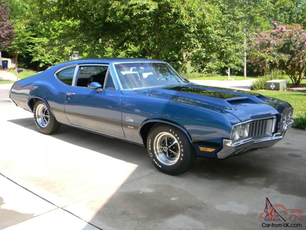 Purchase used 1970 oldsmobile cutlass w31 post coupe 1 of 116 built - 1970 Oldsmobile Cutlass W31 4 Speed