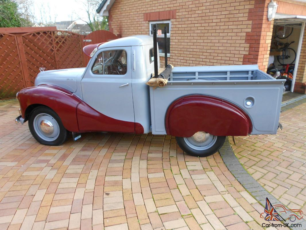 Pickup For Sale: Austin A40 Pickup For Sale