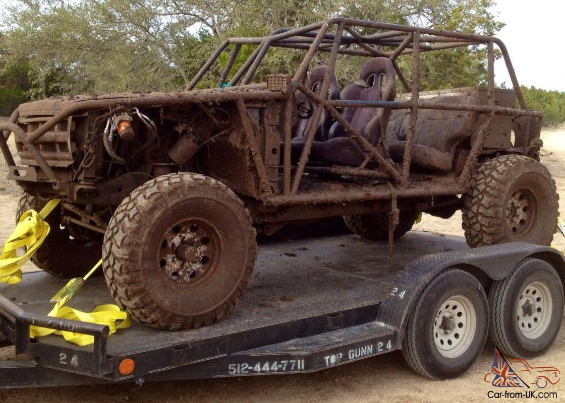 Offroad Buggy Rock Crawler Lifted 4x4 Blazer Exo Cage 37in