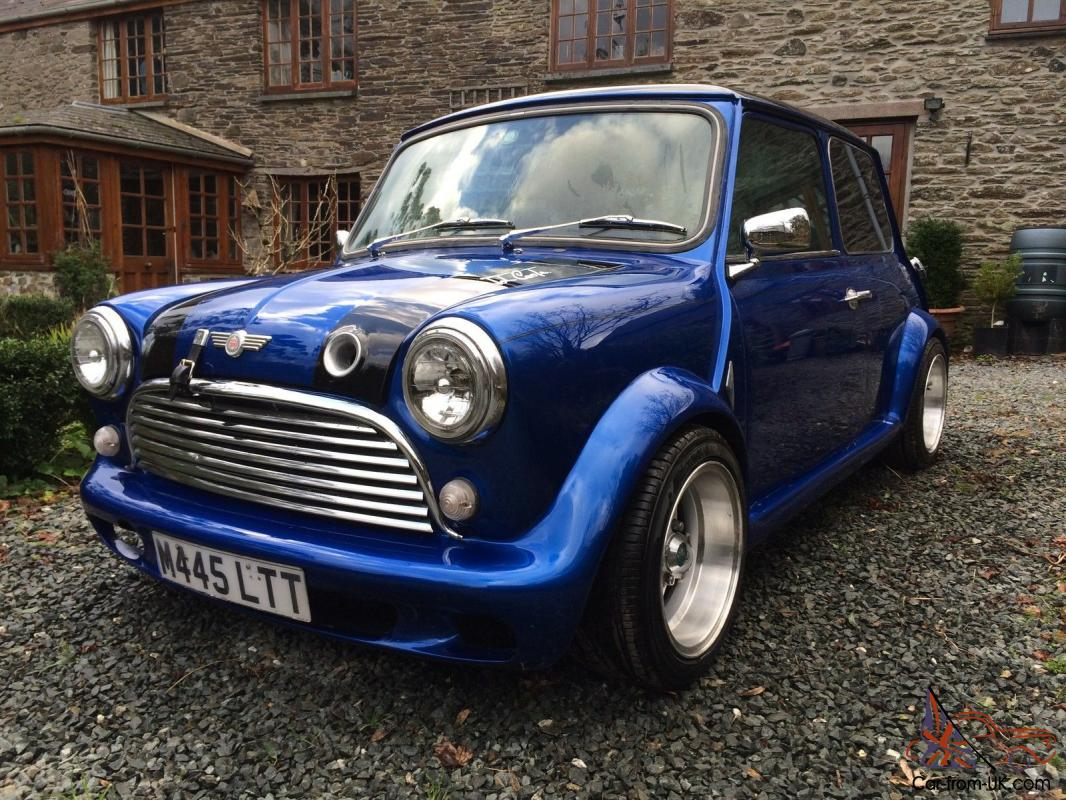 Mini Cooper Classic Rover Modified 1 3i