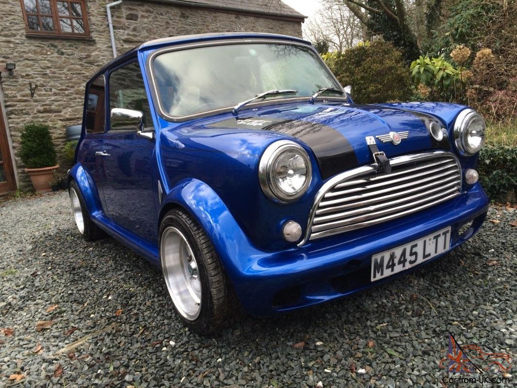Mini Cooper Classic Rover Modified 13i