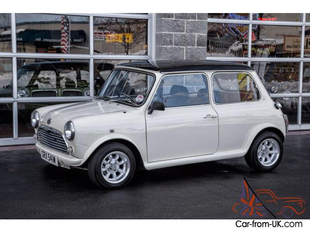 1980 mini complete restoration 4 speed custom interior nicest mini on ebay. Black Bedroom Furniture Sets. Home Design Ideas